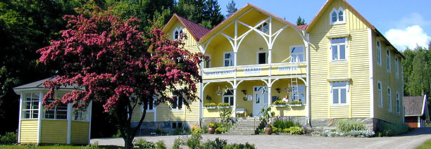 Alebo Pensionat - hotell & restaurang i Unnaryd v/ Hyltebruk