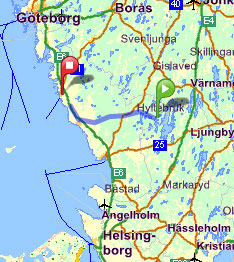 varberg karta Alebo Pensionat   Leisure & Activities   Day trips   Varberg Fortress varberg karta